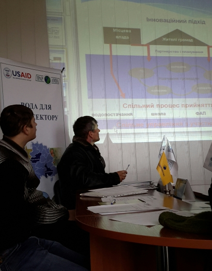 Pavlivka partnership training2