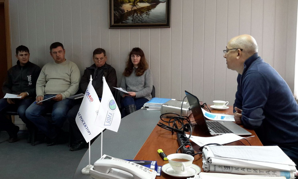 training Pavlivka partnership2